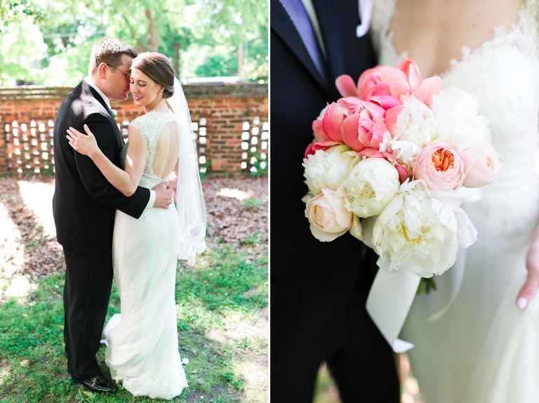 Cheney & Adam are Married - Old Medical College - Augusta, Georgia